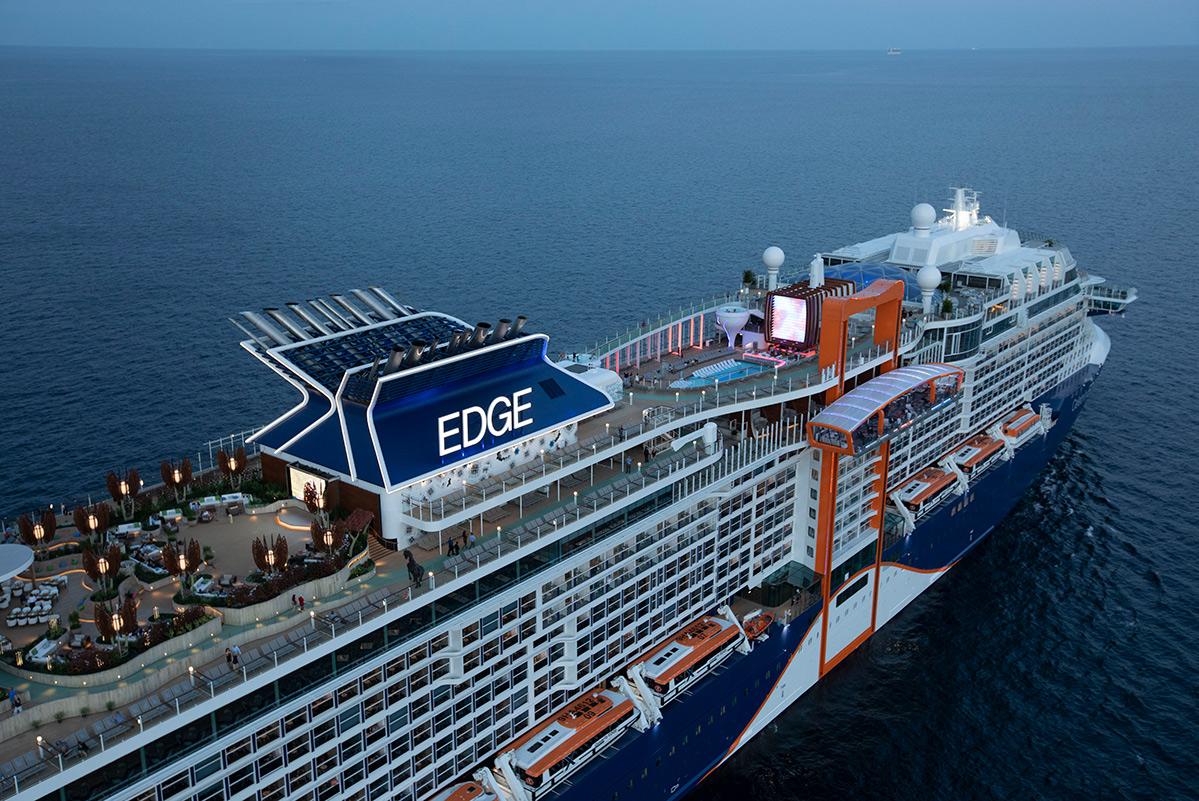 Celebrity+Edge+Ship
